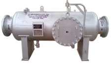Pressure Vessel Heat Exchanger